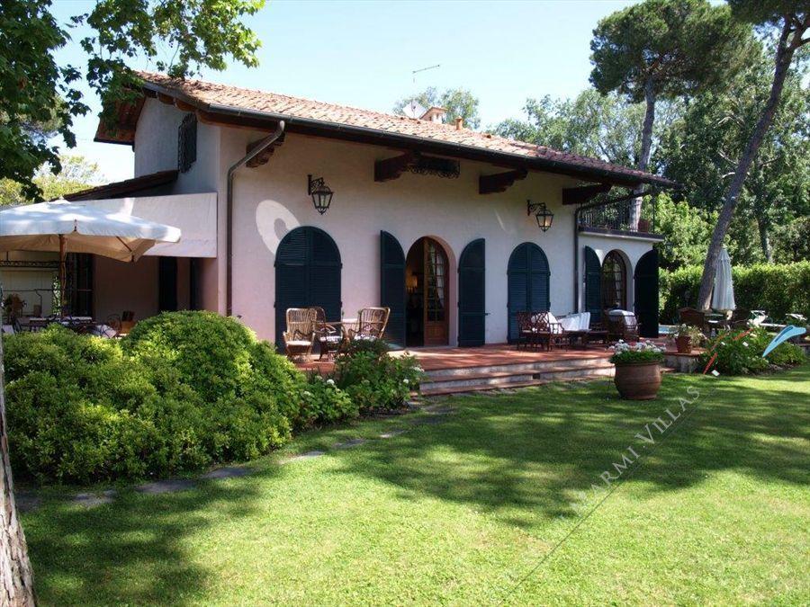 Villa Bocconcino : Outside view