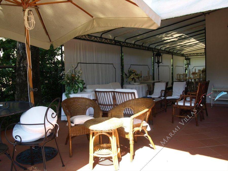 Villa Bocconcino : Bagno con doccia