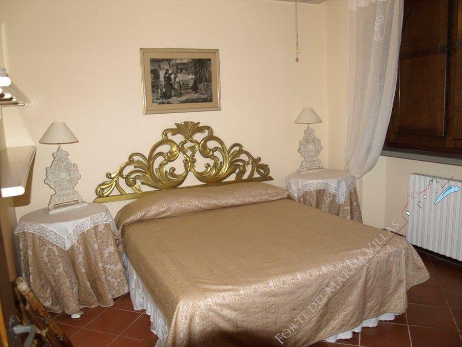 Villa Bocconcino : Camera matrimoniale