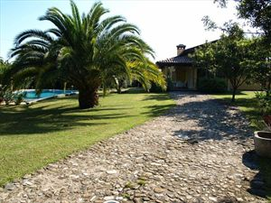 Villa  Verde Mare  : Outside view