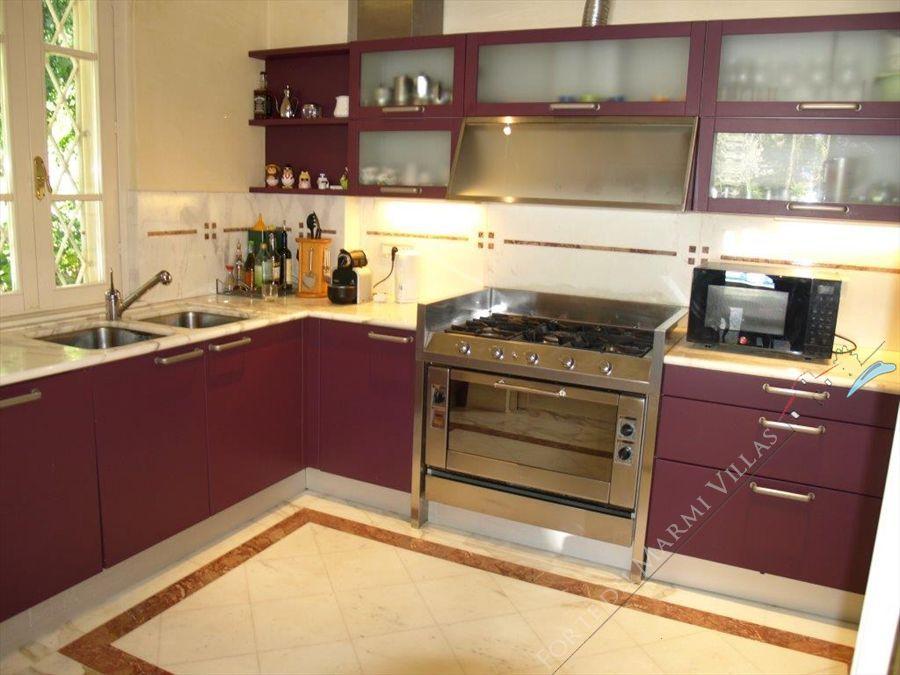 Villa Dominus  : Kitchen