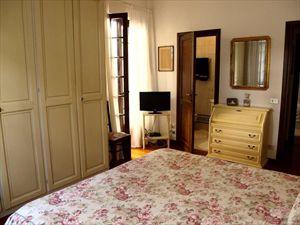 Villa dei Tigli  : хозяйская спальня