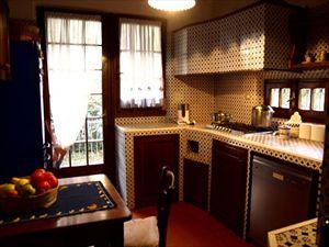 Villa dei Tigli  : Кухня