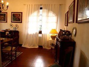 Villa dei Tigli  : Гостиные