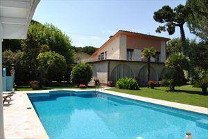 Villa Pineta: Detached villa Forte dei Marmi