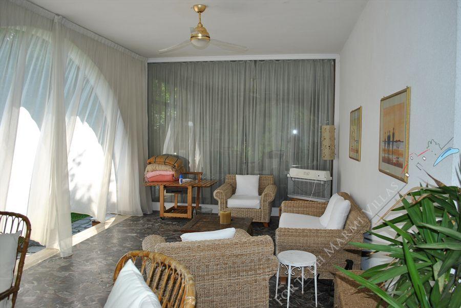 Villa Pineta : Lounge