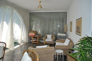 Villa Pineta : Гостиная
