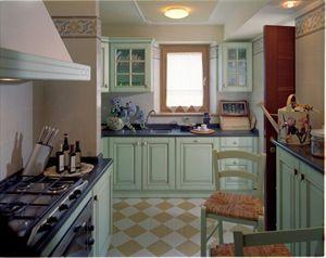 Villa Torre del Mare  : Кухня