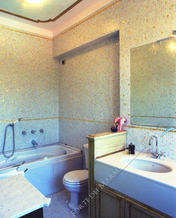 Villa Torre del Mare  : Bathroom with shower