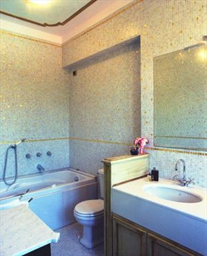 Villa Torre del Mare  : Bathroom with shower