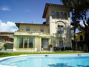 Villa Torre del Mare  : Outside view