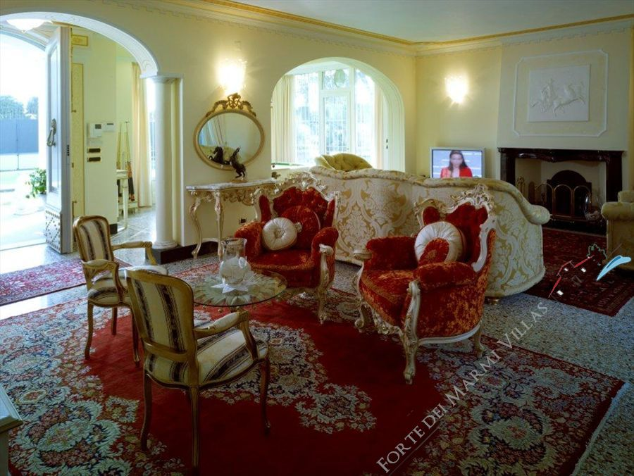 Villa Torre del Mare  : Inside view