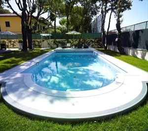 Villa Torre del Mare  : Swimming pool