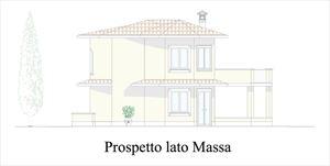 Villa    Carducci  : Vista esterna