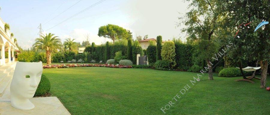 villa   luminosa   : Vista esterna
