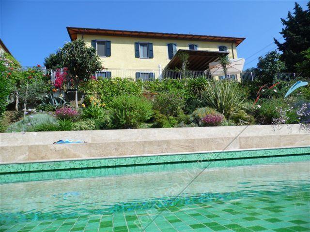 Villa Collina   sea  view - Detached villa Camaiore