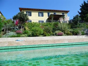 Villa Collina   sea  view - Detached villa Camaiore