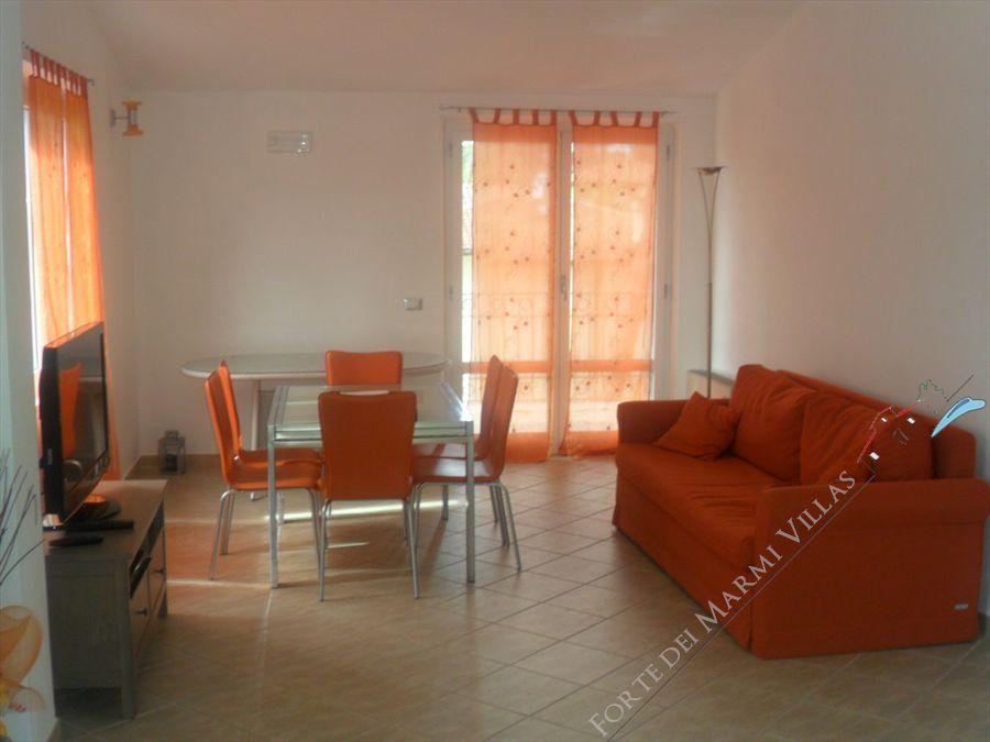 Appartamento Attico Nord : Living Room