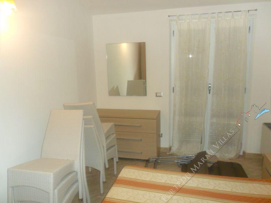 Appartamento Attico Nord : Camera matrimoniale