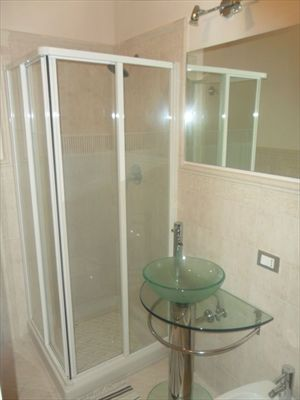 Appartamento Attico Nord : Bathroom with shower