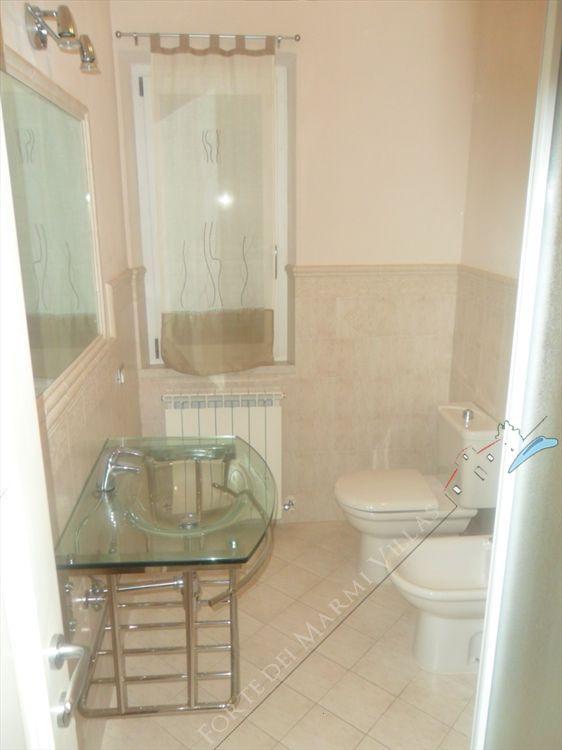 Appartamento Attico Nord : Bagno con doccia
