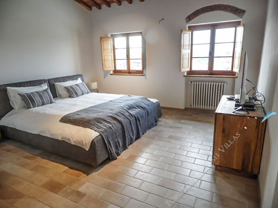 Villa Maestosa : Double room