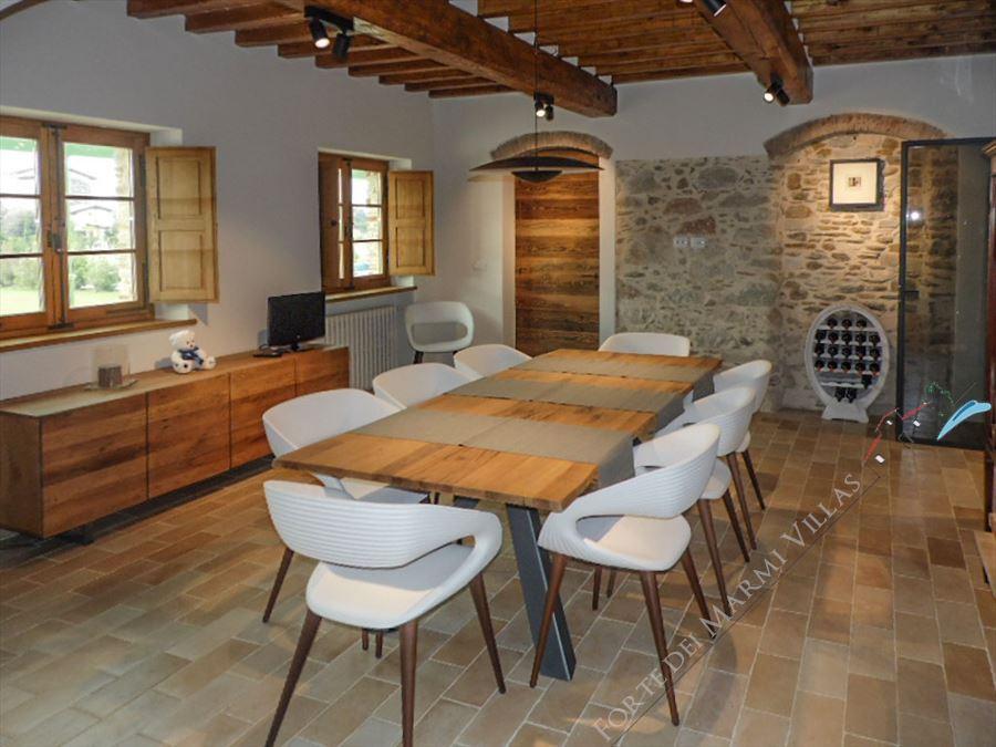 Villa Maestosa : Dining room