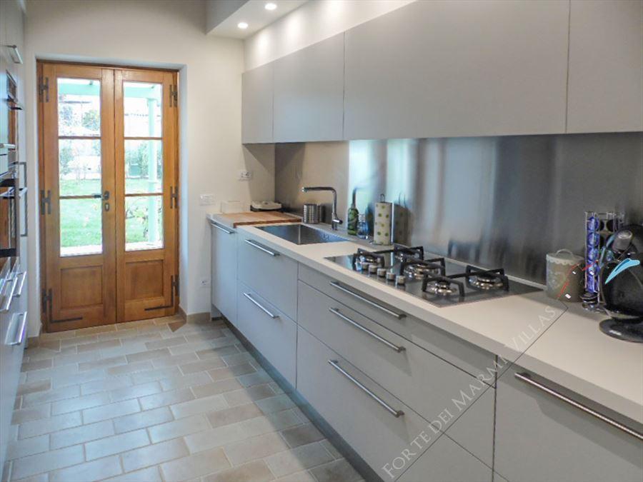 Villa Maestosa : Kitchen