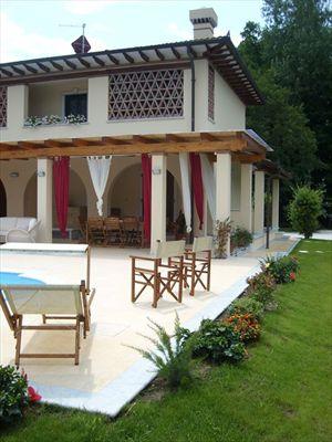 Villa Serenata  : Вид снаружи