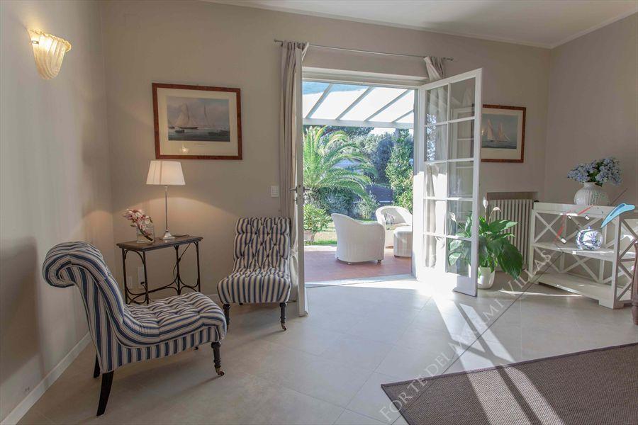 Villa Marina  : Vista interna
