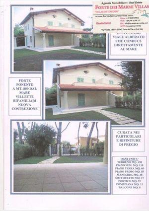 Villa  Dei Pini  : Rendering