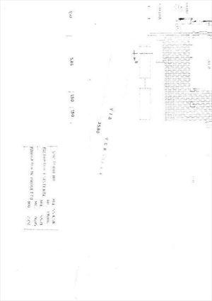 Villa Pietrasantese : planimetry