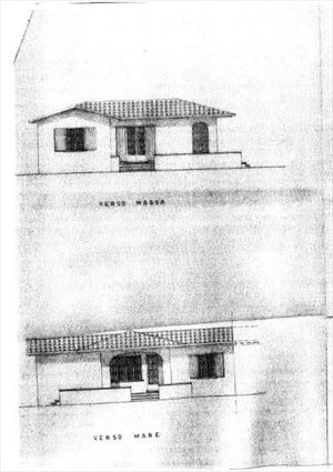 Villa Pietrasantese : planimetry