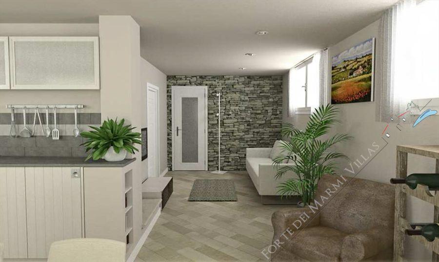 Villa con piscina  vendita : Living Room