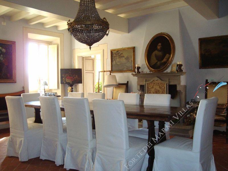 Villa Venere : Breakfast