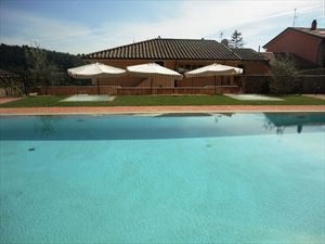 Villa Venere : Swimming pool