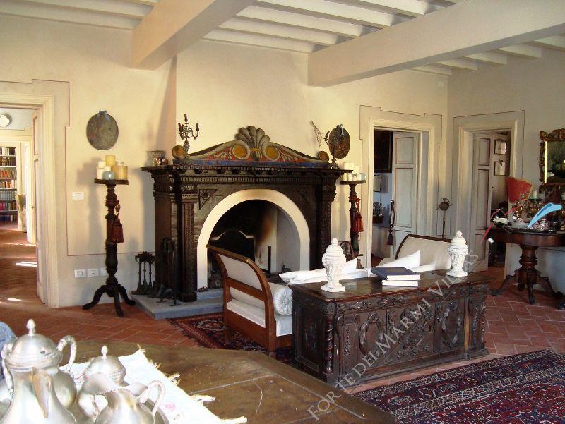 Villa Venere : Living room