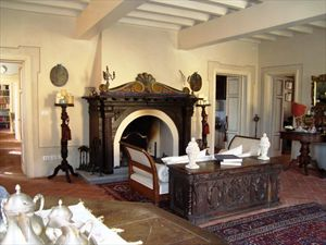 Villa Venere : Living Room