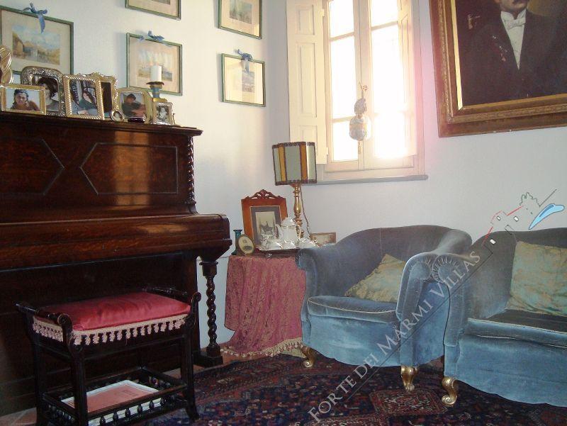 Villa Venere : Inside view