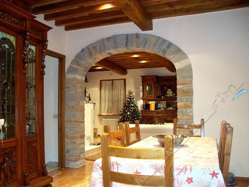 Villa Arianna : Dining room