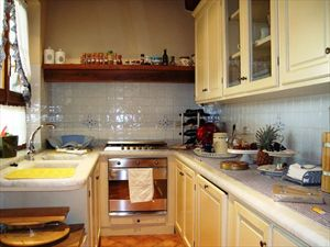 Villa Arianna : Kitchen