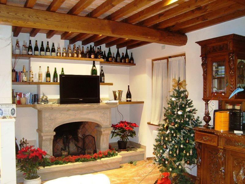 Villa Arianna : Lounge