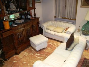Villa Arianna : Vista interna