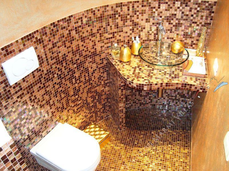 Villa Arianna : Bathroom