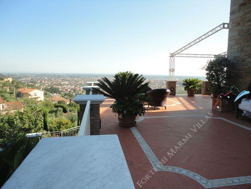 Villa Arianna : Terrace