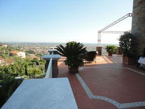 Villa Arianna : Терраса