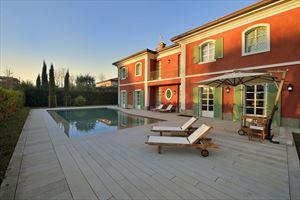 Villa Gioconda : Отдельная виллаФорте дей Марми