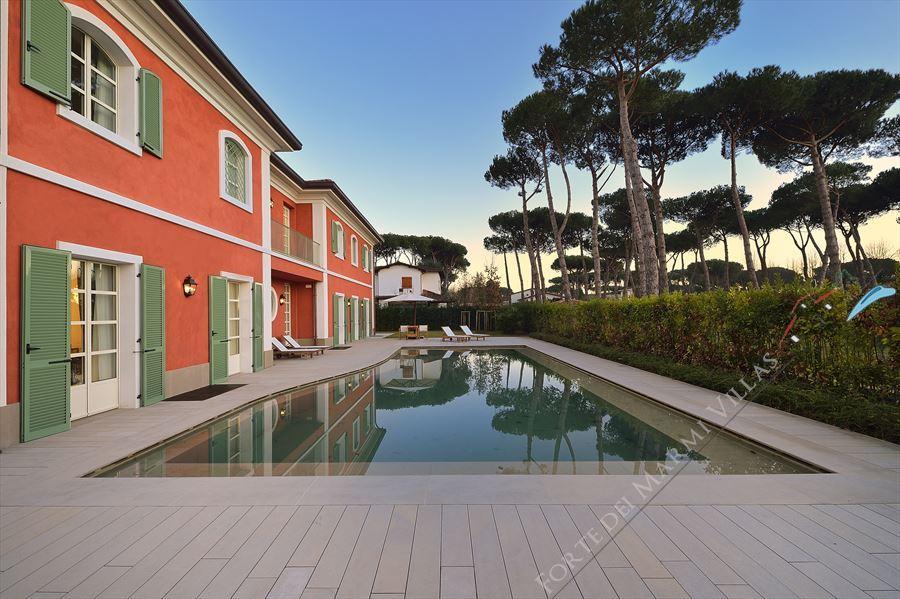 Villa Gioconda - Detached villa Forte dei Marmi