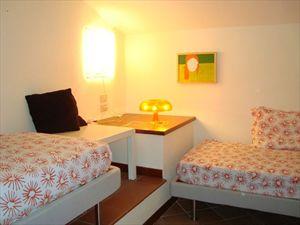 Villa del Cavaliere : Спальня