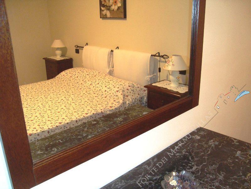 Villa Dolce Vita : Спальня